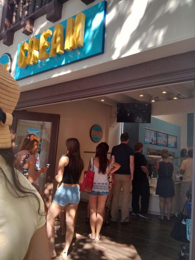 CREAM storefront