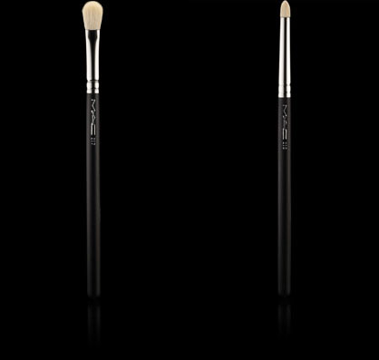 MAC 217 and 219, respectively. Images from maccosmetics.com