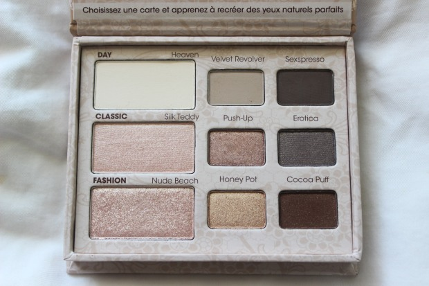 Because the world clearly needs a 1001st photograph of the exact same eyeshadow palette.